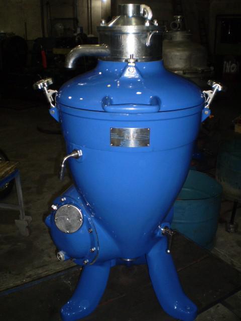 Centrifuga purificadora