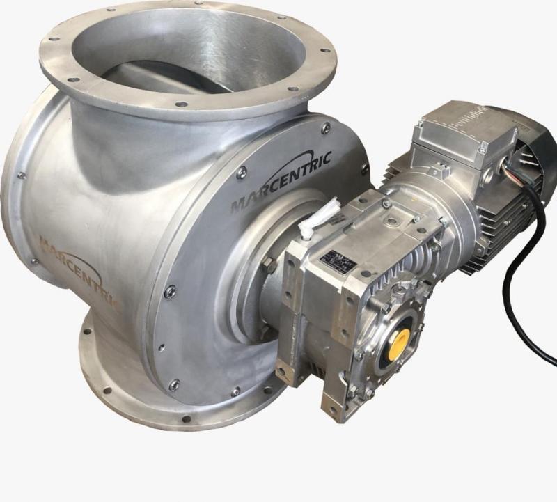Fabricante de valvula rotativa