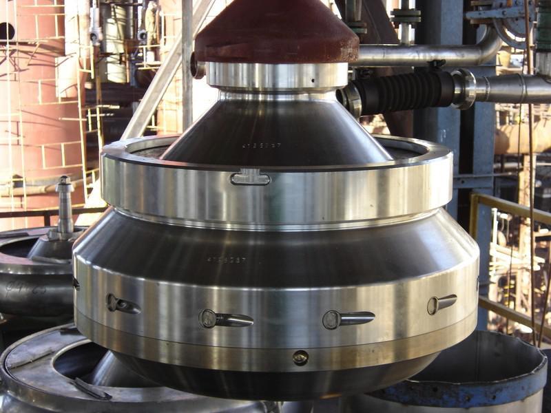Manutenção preventiva centrifuga