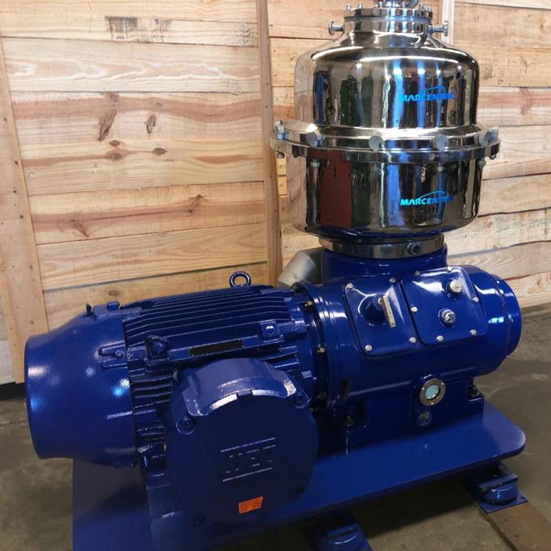 Repotenciamento de centrifugas