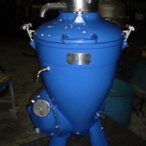 Maquina centrifuga industrial