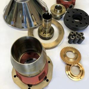 Peças para separadora centrifuga