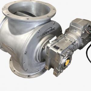 Válvula rotativa dosadora